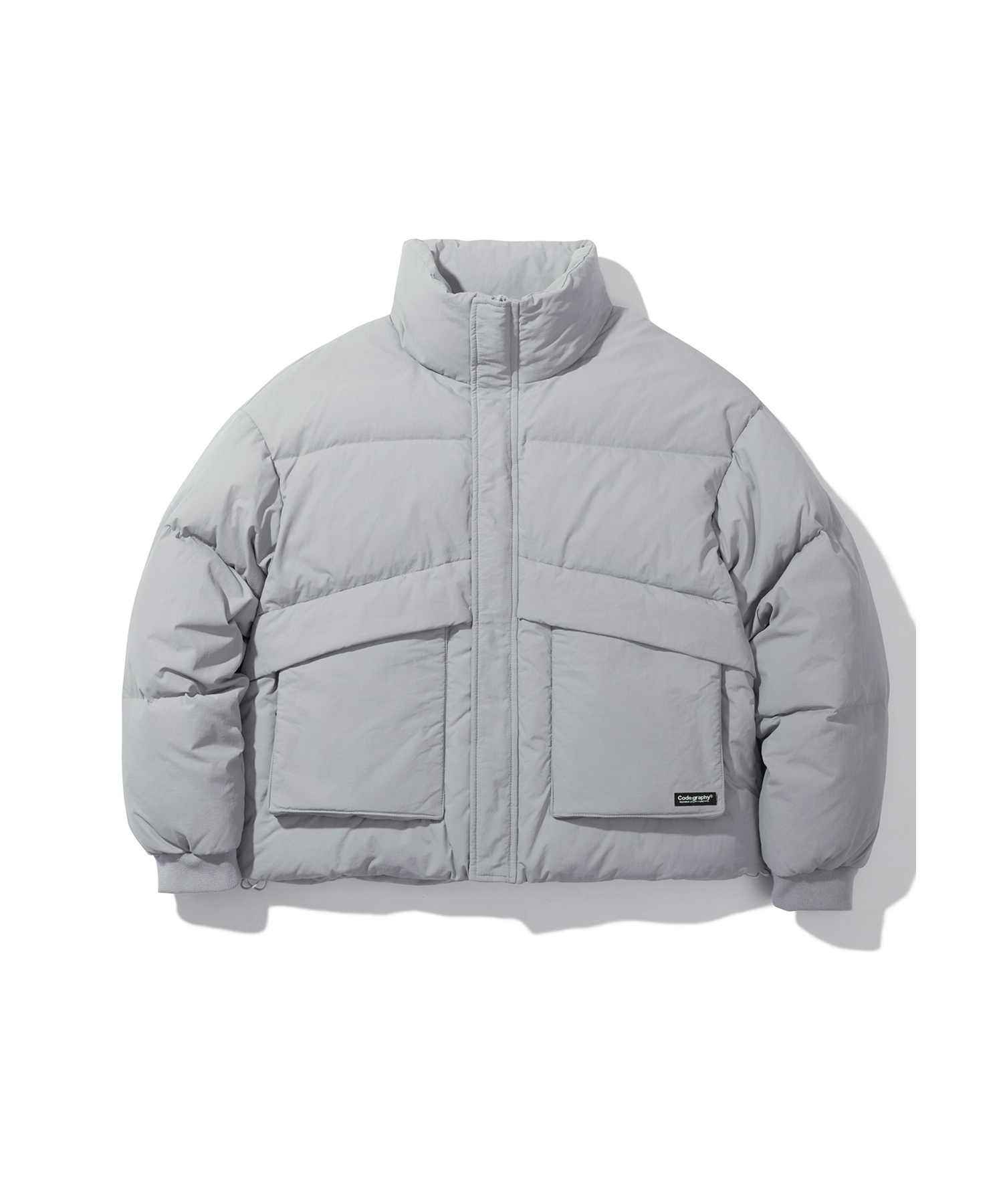 [Renewal]UTILITY DUCK DOWN SHORT PUFFA - SBL