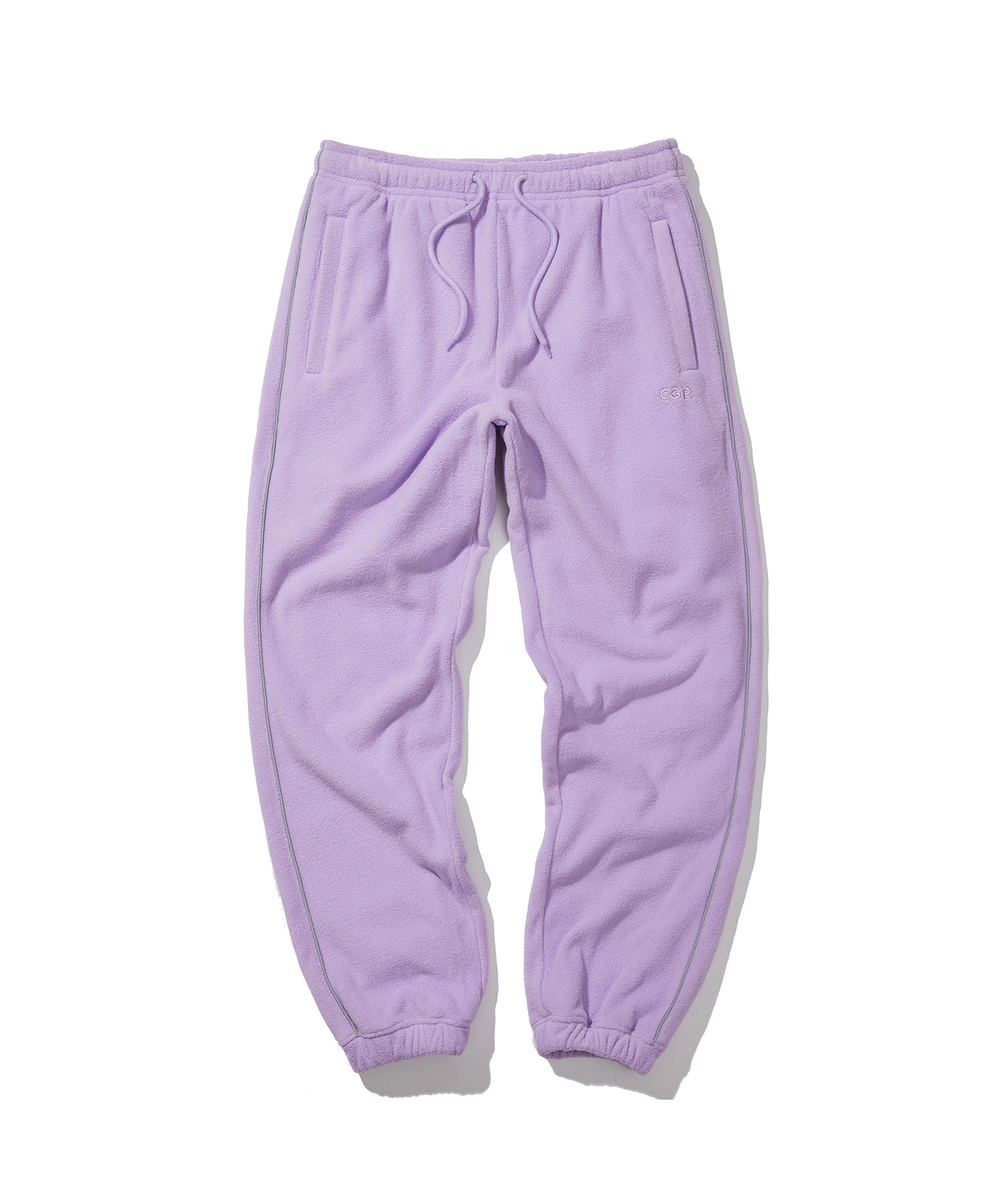 PIPING FLEECE JOGGER PANTS - LV